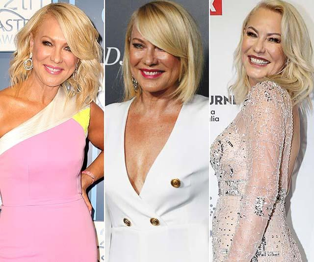 Seq-winning: Kerri-Anne Kennerley's greatest and sparkliest fashion moments over the years