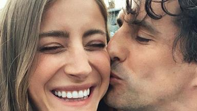 The VERY telling clue Andy Lee and Rebecca Harding just got engaged