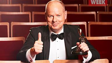 Tom Gleeson opens up about the importance of his Gold Logie win