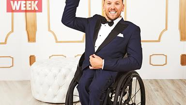 How Dylan Alcott wants to shake up television