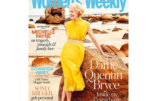 The Australian Women's Weekly September Issue Online Entry