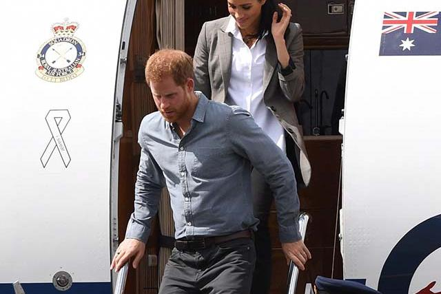 Harry and Meghan jet off to France with baby Archie during their summer break - all the details