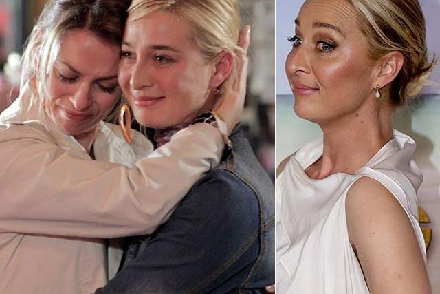 Offspring's Asher Keddie announces her exciting new gig, and it's her most fashion-forward yet