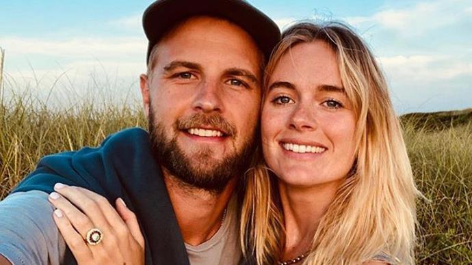 Prince Harry's ex-girlfriend just announced her engagement - and her fiancé has a special connection to the royal family