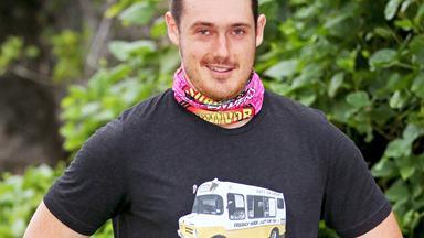 """Australian Survivor's Harry reveals: """"I feel like I'm in a war zone!"""""""