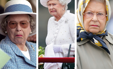 20 times The Queen was a total mood