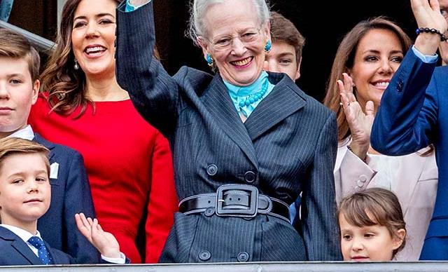 Stop what you're doing! The Danish royals just debuted a brand new family member and the pics are EVERYTHING