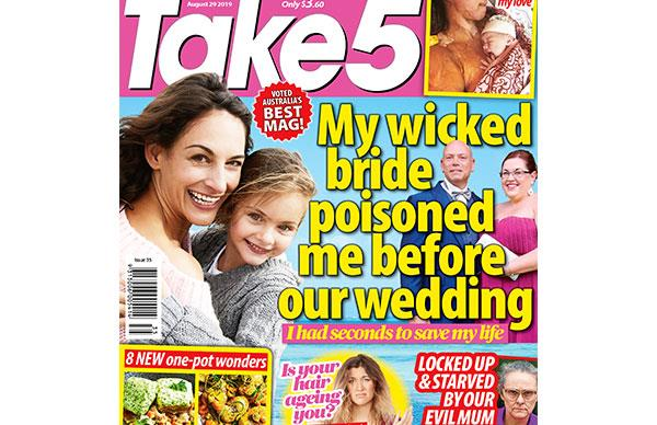 Take 5 Issue 35 Online Entry Coupon