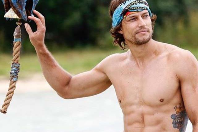 EXCLUSIVE: Survivor's David Genat reveals how he really feels about being a villain