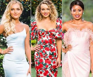 Feathers, puff-sleeves and A LOT of satin: All the fashion hits and misses on Bachelor Australia