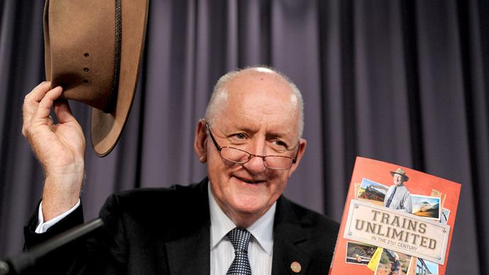 Former deputy PM Tim Fischer has passed away, aged 73