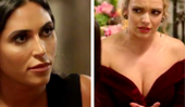 """EXCLUSIVE: The Bachelor's Sogand BLASTS Abbie: """"You're a fake!"""""""