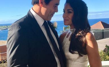 Surprise! James Stewart and Sarah Roberts had a Sydney ceremony before their Irish wedding