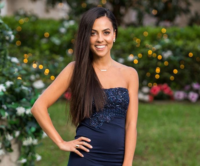 The Bachelor Australia's Cassandra wants to design Matt Agnew's engagement ring
