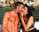 "Cristiano Ronaldo's model girlfriend ""always"" wears lingerie to bed to keep her man ""happy"""
