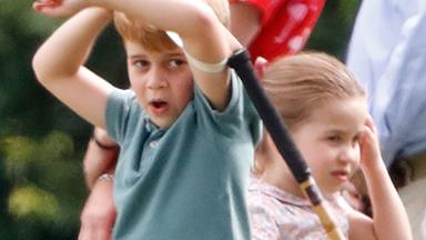 Prince George, you're not alone! These male celebrities have all tried ballet too
