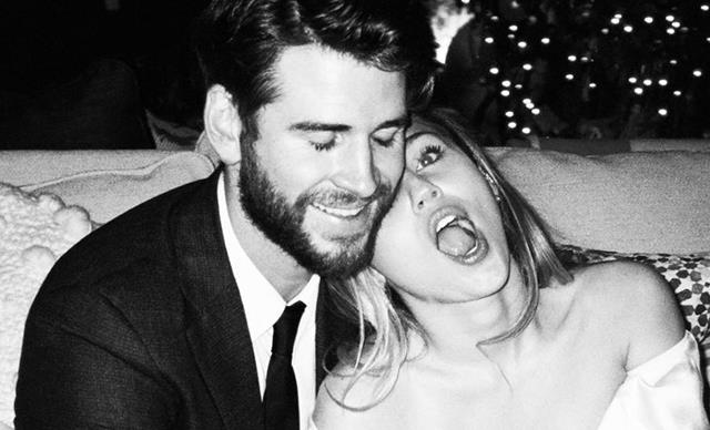 Miley Cyrus throws Liam Hemsworth's belongings in the garbage after bitter split
