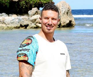"Australian Survivor star Luke's heartache: ""I need to win for my kids"""