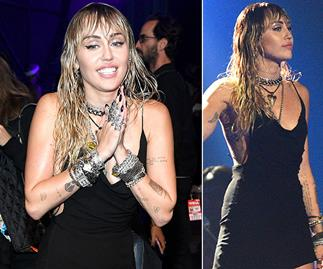 Fans are convinced Miley Cyrus just shaded Liam Hemsworth in her first public performance since split