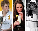 Another drink, sir and ma'am? 32 photos of the royals enjoying a tipple
