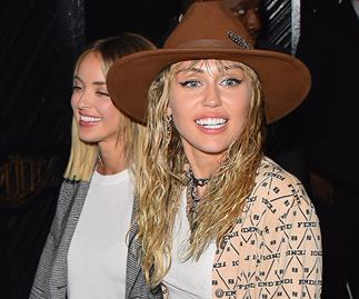 The simple gesture Miley Cyrus just made to Kaitlynn hints they're the real deal