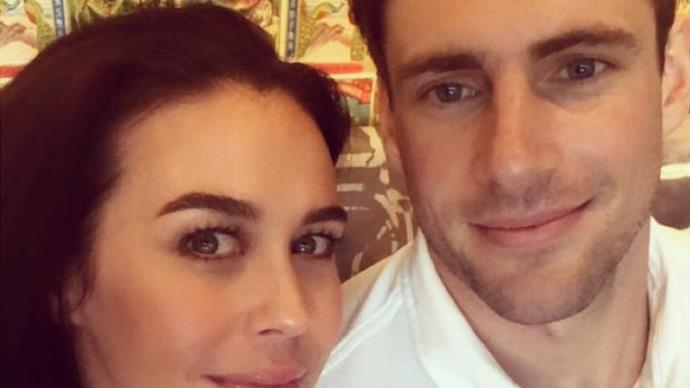 Megan Gale and Shaun Hampson's romantic post-Survivor reunion