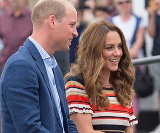 Wills and Kate reveal the new name of the charity they previously shared with Meghan and Harry