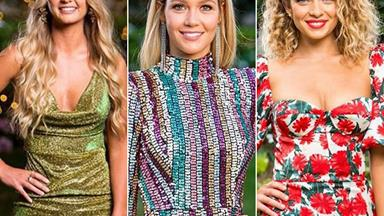 Sequins, satin and a LOT of puff: All the fashion hits and misses on Bachelor Australia