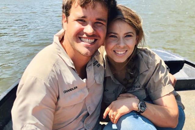 Inside Bindi Irwin and Chandler Powell's new love nest