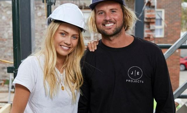 Picking up their hammers again! Elyse Knowles and Josh Barker return to The Block