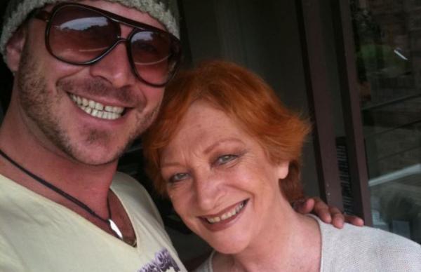 "Cornelia Frances' son shares beautiful photo in ""loving memory"" of his mum"