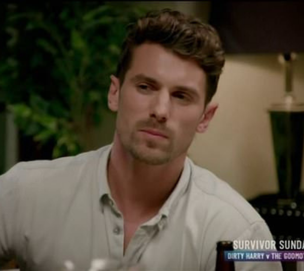 Matty J throws some serious shade at the Honey Badger during an all-star cameo on The Bachelor