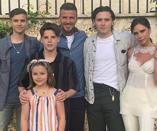 David Beckham's rare intimate revelation about his kids is incredibly refreshing