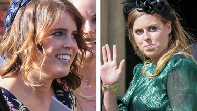 Ellie Goulding's wedding is the ultimate royal spectacle - Eugenie, Beatrice & Fergie attend the A-list nuptials