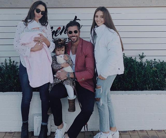 Here's how your favourite Aussie celebs celebrated Father's Day