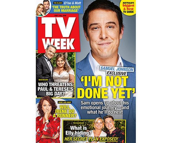 TV WEEK Puzzles Issue 35 Online Entry | TV WEEK