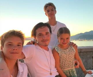 The Beckham family have the cutest nickname for son Romeo