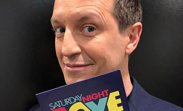 Rove McManus' new show Saturday Night Rove axed after two episodes