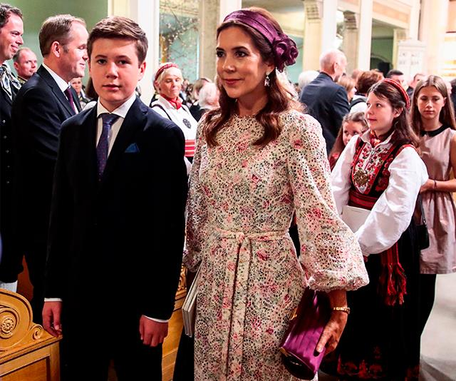 How Crown Princess Mary honoured her Aussie roots with her dress