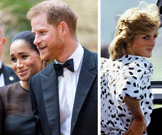 Meghan and Harry's emotional tribute to Diana in Archie's nursery revealed