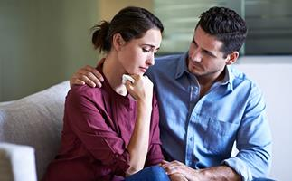 Am I wrong to cheat on my disabled hubby?
