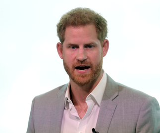 Prince Harry breaks silence on private plane controversy