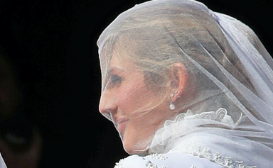 Ellie Goulding's third and fourth wedding dresses revealed - and they're absolutely stunning