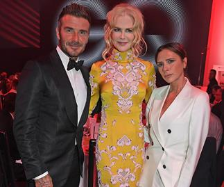 Victoria Beckham makes a hilarious confession after meeting Nicole Kidman