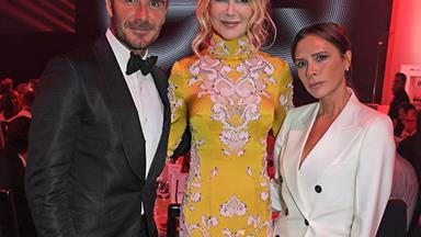Victoria Beckham makes a hilarious confession after meeting Nicole Kidman
