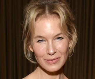 "Renee Zellweger spills on that ""whole plastic-surgery kerfuffle"""