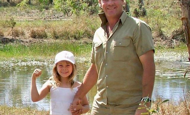 Bindi Irwin shares a heartbreaking tribute to dad Steve Irwin on the 13th anniversary of his death