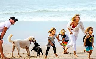 Why Chris Hemsworth and Elsa Pataky picked Byron Bay to raise their kids