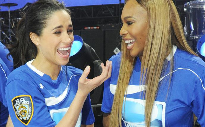 The heartwarming advice Serena Williams gave to Duchess Meghan before marrying Prince Harry