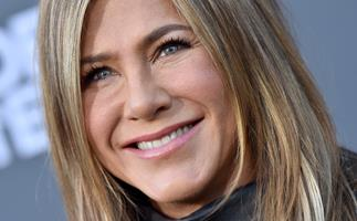 Jennifer Aniston on turning 50 and why she'll never let her natural grey hair show